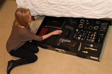 Make Your Own Gun Cabinet by Top 5 Best Under The Bed Gun Safes 2016 Under Bed Safe