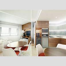 Small Open Plan Home Interiors  Smiuchin