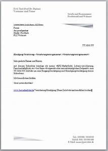 10 musterkndigung kfz versicherung rechnungsvorlage kndigung versicherung kndigungsschreiben vorlage - Kndigung Kfz Versicherung Muster Word