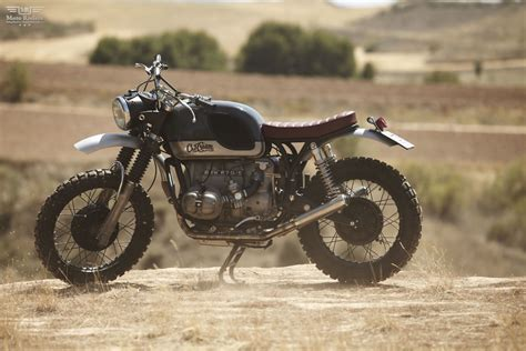 Bmw Motorcycle By Cafe Racer Dreams Spain