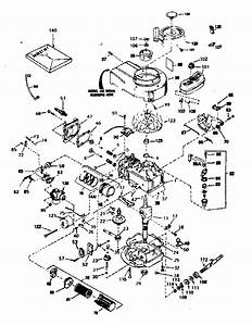Craftsman 143374302 Lawn  U0026 Garden Engine Parts