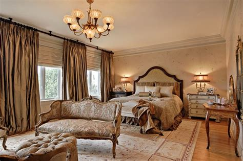 Victorian Bedroom Style For Romantic Look