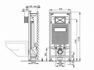 Eck Wc Vorwandelement : wc vorwandelement inkl dr ckerplatte zur wandmontage unterputzsp lkasten h nge wc bauh hen 85 ~ Yasmunasinghe.com Haus und Dekorationen