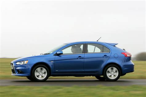 Mitsubishi Lancer Sportback Review by Used Mitsubishi Lancer Sportback 2008 2011 Review