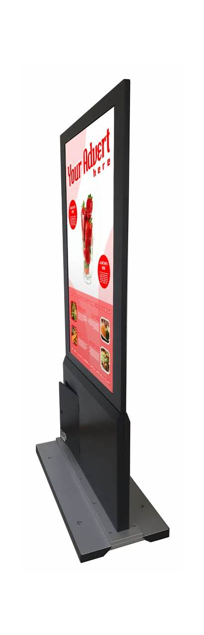 Retail Display Screen Lcd Indoor Digital
