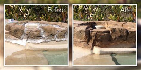 Rockscape Color Staining Restoration Restoracrete