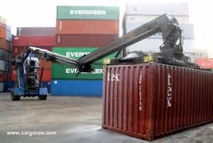 Freight Forwarders Liability