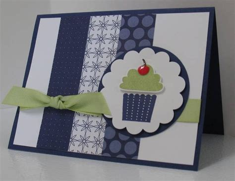 17 Best Ideas About Cupcake Card On Pinterest