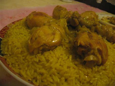 choumicha cuisine riz au poulet ou comment sublimer des choses simples
