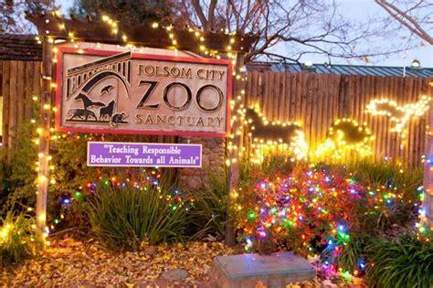 holiday light displays around the sacramento region the