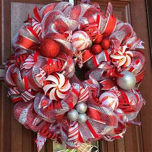Best Deco Mesh Christmas Wreaths Products on Wanelo