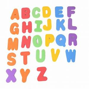 bath tub foam letters numbers set 36pcs children learning With letters and numbers for kids