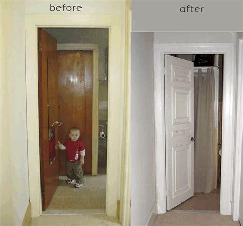 Door Makeover by Our Abode Hollow Door Makeover 2