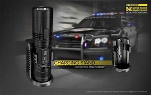 Nitecore R40 1000 Lumens Rechargeable Led Flashlight