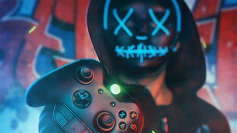 2560x1440 Gamer Boy Mask 4k 1440p Resolution Hd 4k