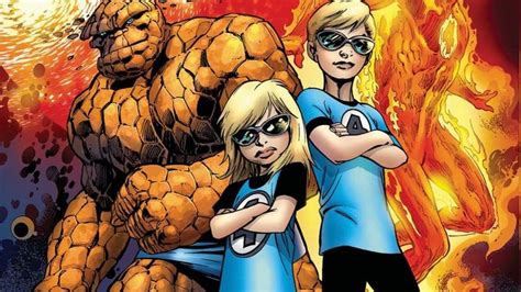 New Kid Friendly Fantastic Four Movie Possibly In The