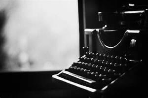 The typewriter by virgu on DeviantArt