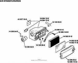 Kohler Xt149 Filtration