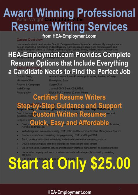 resume writing services professional writers guaranteed