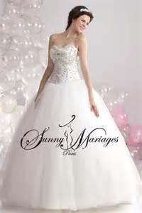robe de mariã e princesse bustier robe de mariee princesse et bustier strass sur mesures mariage