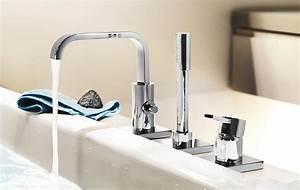 robinetterie robinet mitigeur espace aubade With robinet salle de bain avec douchette