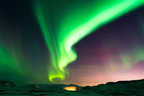 best place to see northern lights in iceland where are the best places to see the northern lights