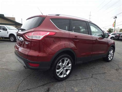 ford suvs  sale  elkhart indiana rb car company
