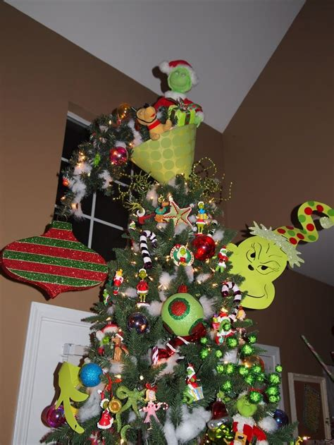 whoville tree topper grinch tree topperupside