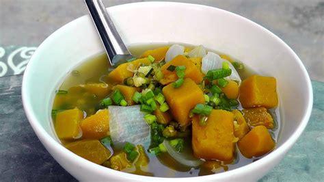 vegan vegetarian vietnamese recipe kabocha squash mung