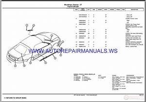 Chrysler Dodge Sebring Stratus Jr Parts Catalog  Part 2