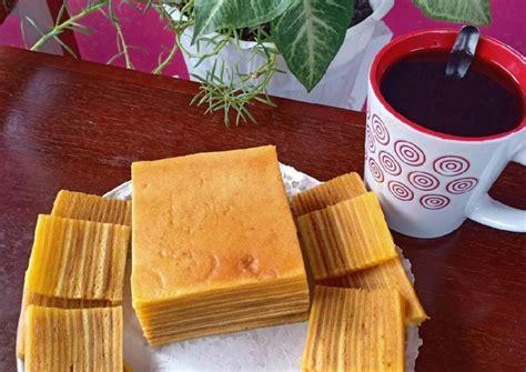 250 gram mentega 100 gram margarine 2 sdm susu kental manis c. Resep Lapis Legit Super Premium