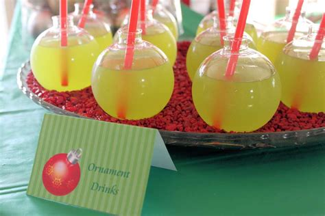 christmas in july birthday party ideas photo 25 of 42