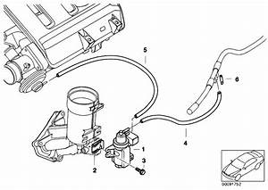 Original Parts For E46 320d M47n Touring    Engine   Vacuum