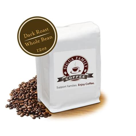 The distinctive feature of this creamy coffee is its smooth taste. Dark Roast - Whole Bean - Ebersole Family Coffee