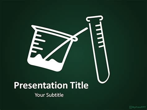 Scientific Powerpoint Templates