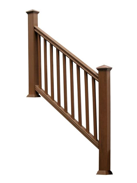 banister kits best 25 stair railing kits ideas on stair