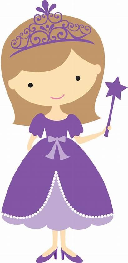 Pretty Princess Clip Clipart Princesas Princesa Minus