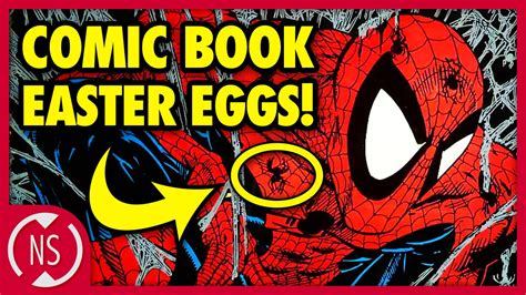 7 Secrets Artists Hid In Comic Books! || Comic