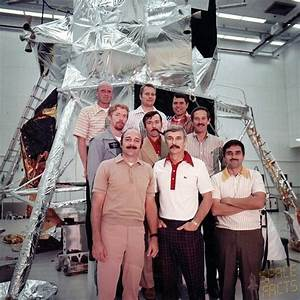 Crew Apollo 17 (prime, backup and support)