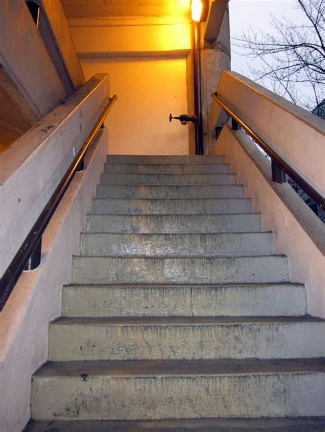 Parking Garage Stairs Make A Great Workout Oregonlivecom