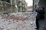 Quake strikes north of Croatia's Zagreb, damages buildings ...