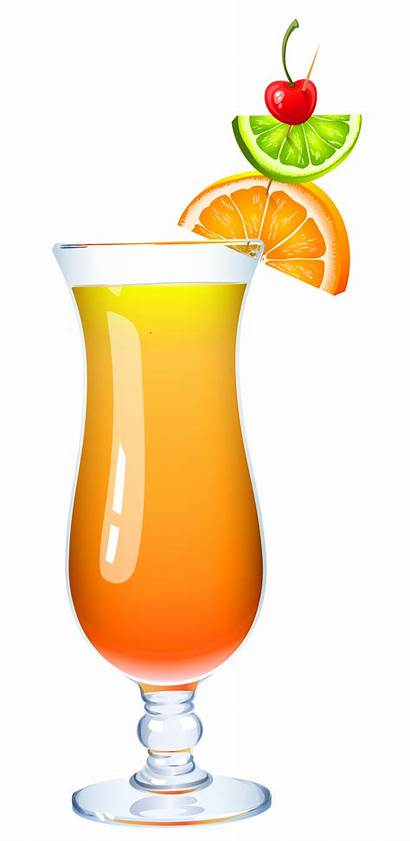Drinks Cocktail Clipart Exotic Ice Clip Drink