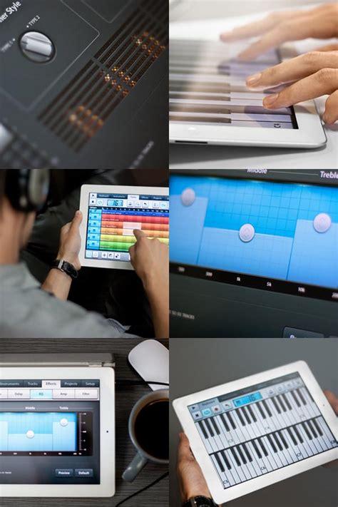 fl studio mobile interaction  user interface design