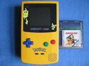 ebay gameboy color gameboy colour nintendo consoles ebay