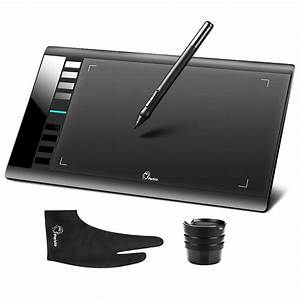 Parblo A610 Art Digital Graphics Drawing Painting Board W