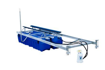 Air Boat Lift Parts ultralift2 front mount boat lift