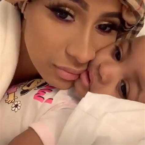 Watch Cardi B's Daughter Kulture Prove She's Just Like Her ...