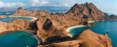 Indonesia Komodo National Park Island Padar Islands