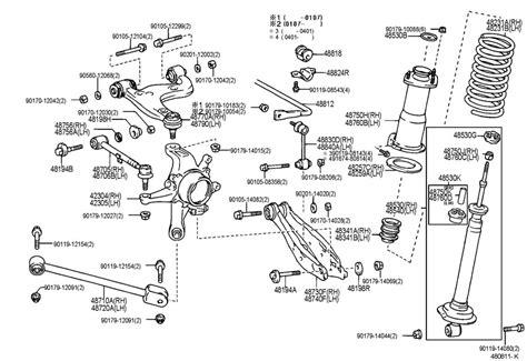 Toyota Camry Spark Plug Wiring Diagram Auto