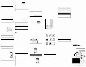 American Sensor Carbon Monoxide Alarm Co920 User Guide